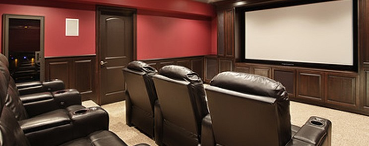 Enjoy an Evening in Your Home Theater